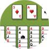 Freecell solitaire by fupa