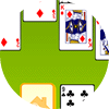 Golf solitaire by fupa